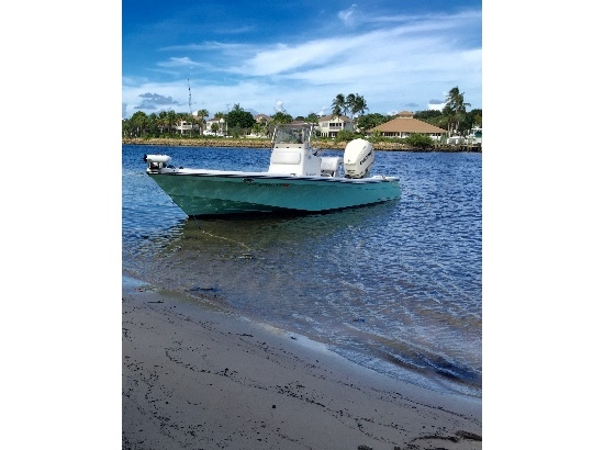 Blackjack 252 boat