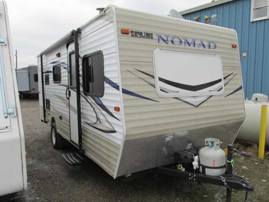 2013 Skyline Nomad 186