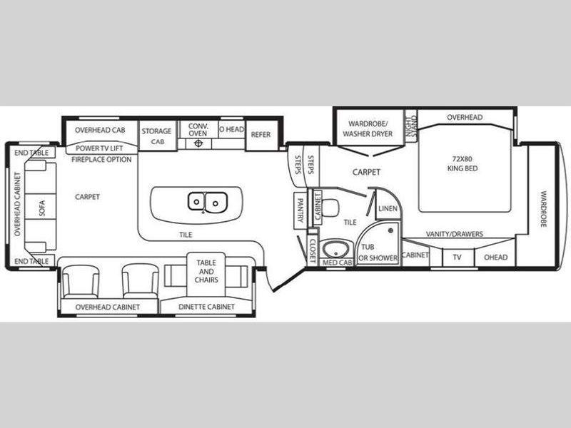 2014 DRV LUXURY SUITES Elite Suites 36 RSSB3