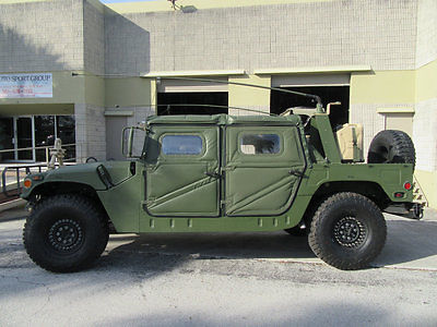 1990 Hummer H1  FRAME OFF RESTORATION watch LONG video PRISTINE CONDITION AND STUNNING! LIKE NEW