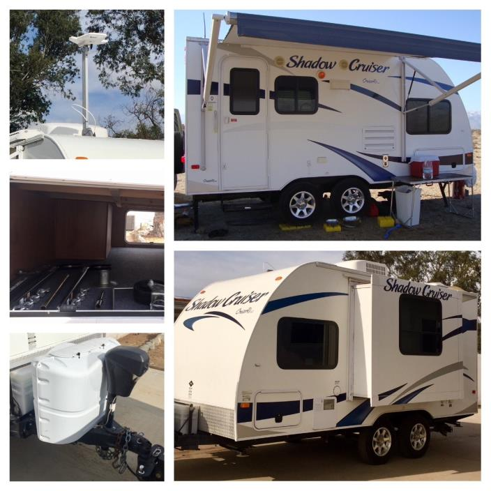 2013 Cruiser Rv Corp SHADOW CRUISER 185FBS