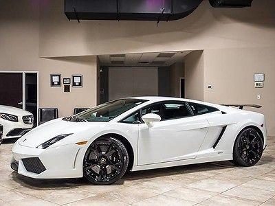 2009 Lamborghini Gallardo LP560-4 Coupe 2-Door 2009 Lamborghini Gallardo LP560-4 Carbon Ceramics! Superleggera CF Wing! LOADED