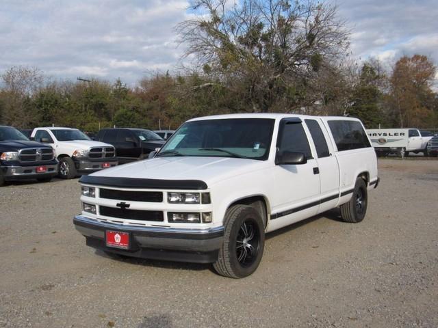 1999 Chevrolet C/K 1500  Pickup Truck