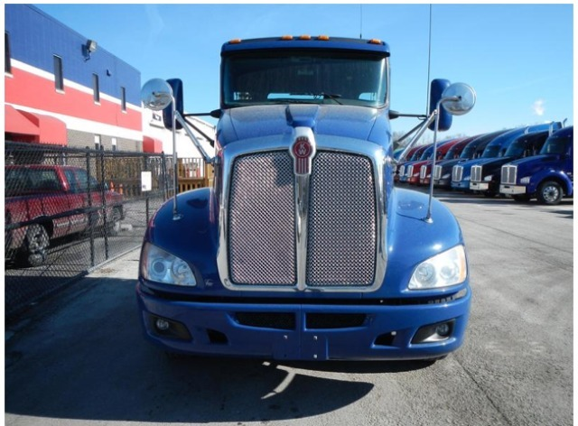 2012 Kenworth T660 Conventional - Day Cab