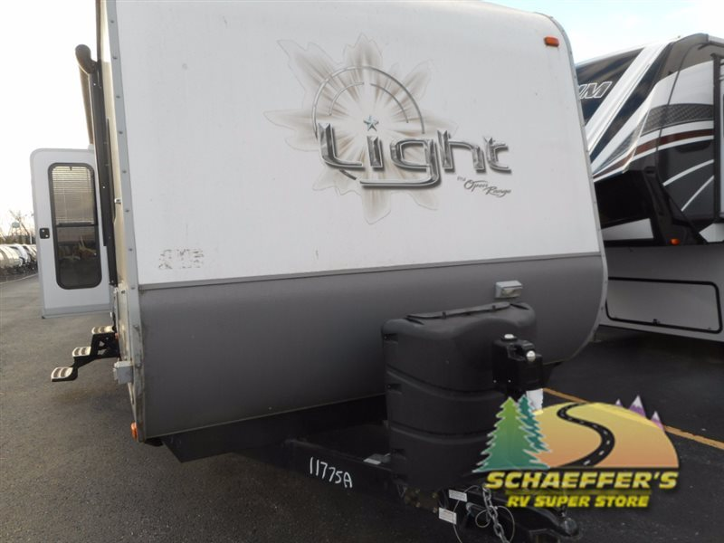2013 Open Range Rv Light LT308BHS
