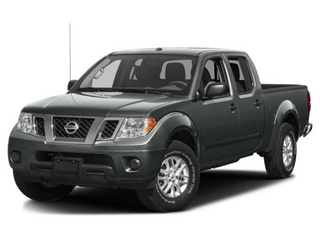 2016 Nissan Frontier Sv Pickup Truck