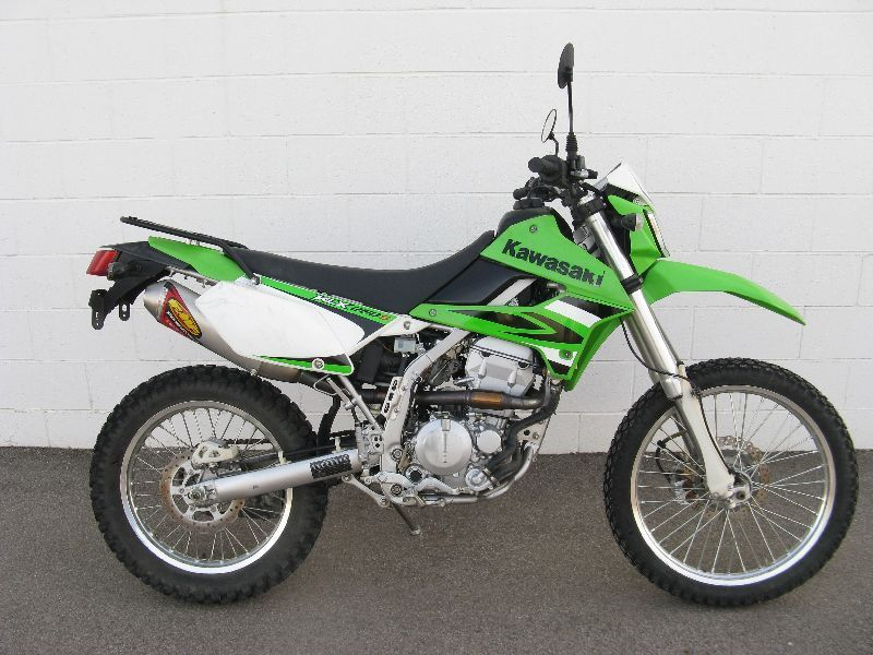 kawasaki klx 250s motorcycles for sale in oklahoma. Black Bedroom Furniture Sets. Home Design Ideas