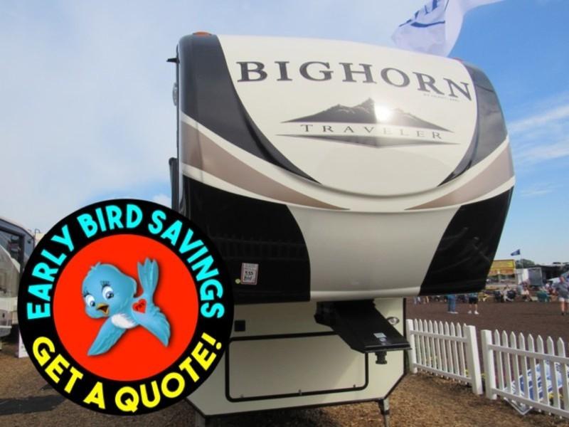 2017 Heartland Bighorn Traveler BHTR 39 MB