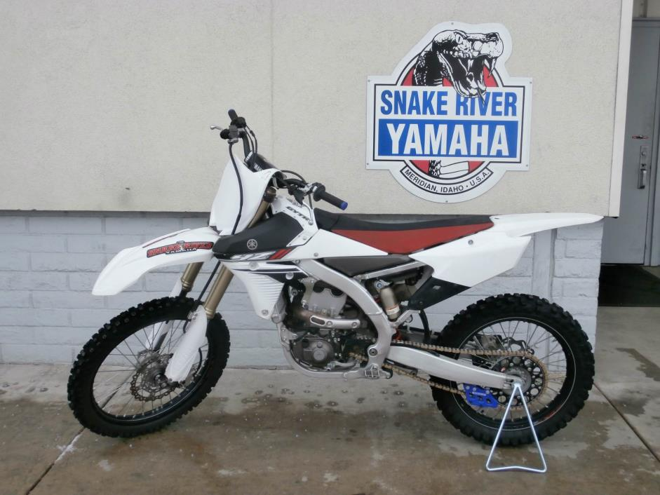 Yamaha yz450f motorcycles for sale in idaho for Yamaha yz450f for sale