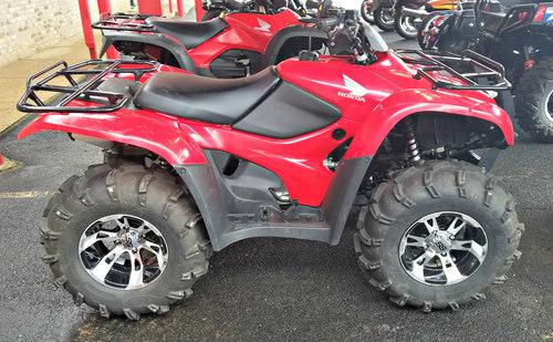 2010 Honda Fourtrax Rancher Es (Trx420te)
