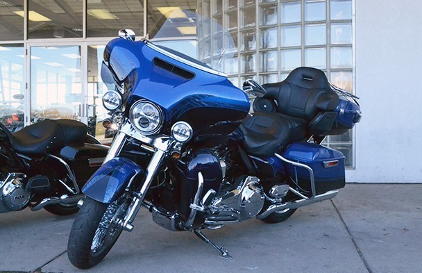 2014 Harley-Davidson FLHTKSE CVO ULTRA GLIDE