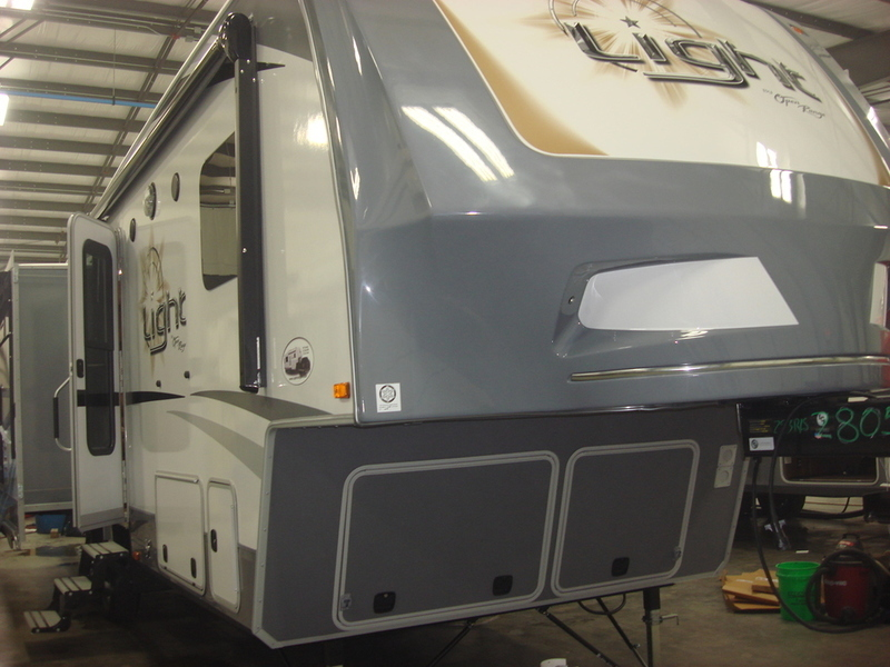 2017 Open Range Rv Light Fifth Wheel LF293RLS