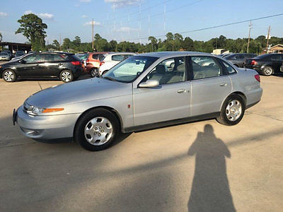 2000 Saturn L-Series LS2 Automatic Great condition LOW Price miles unknown Salvage title