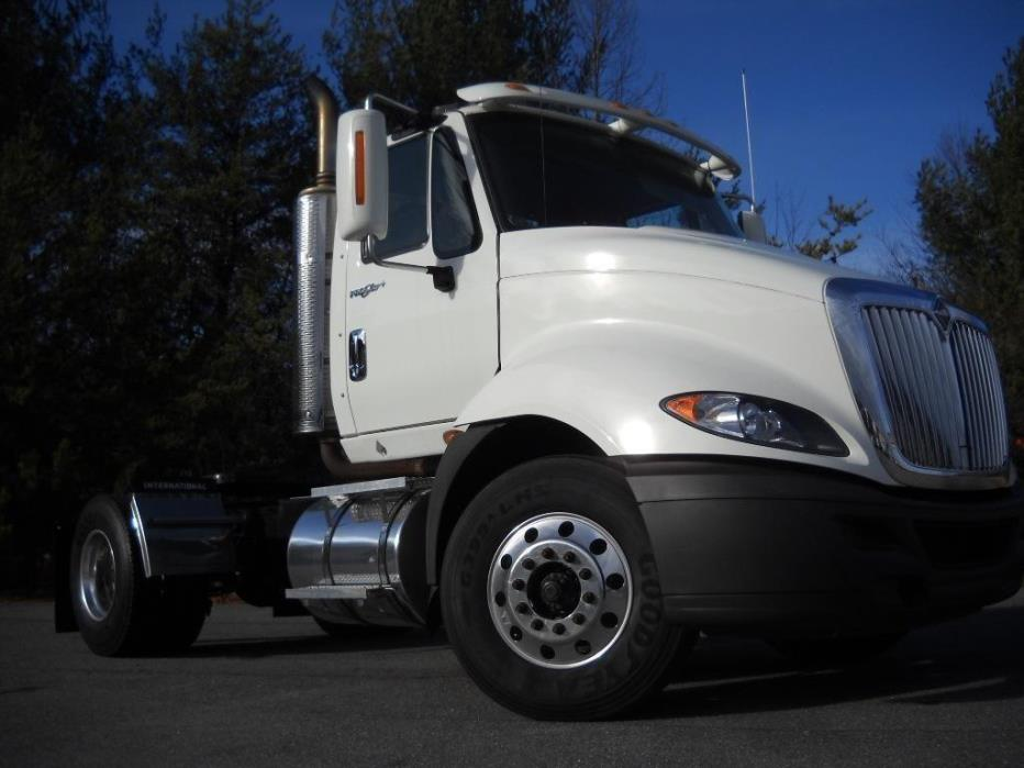 2012 International Prostar+ Conventional - Day Cab