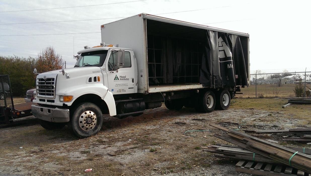 2003 Sterling L9500  Cab Chassis