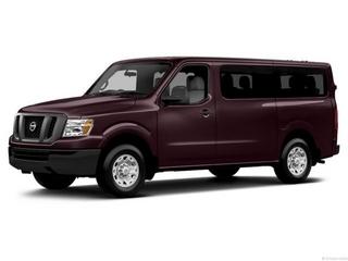 2013 Nissan Nv Passenger Nv3500 Hd Sv 3500 Van