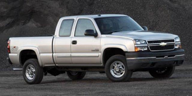 2007 Chevrolet Silverado 2500hd Classic  Pickup Truck