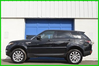 2016 Land Rover Range Rover Sport Diesel HSE Td6 Surround View Pano Roof 85K MSRP Repairable Rebuildable Salvage Lot Drives Great Project Builder Fixer Easy Fix