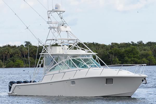 2012 Sea Vee 43 Express