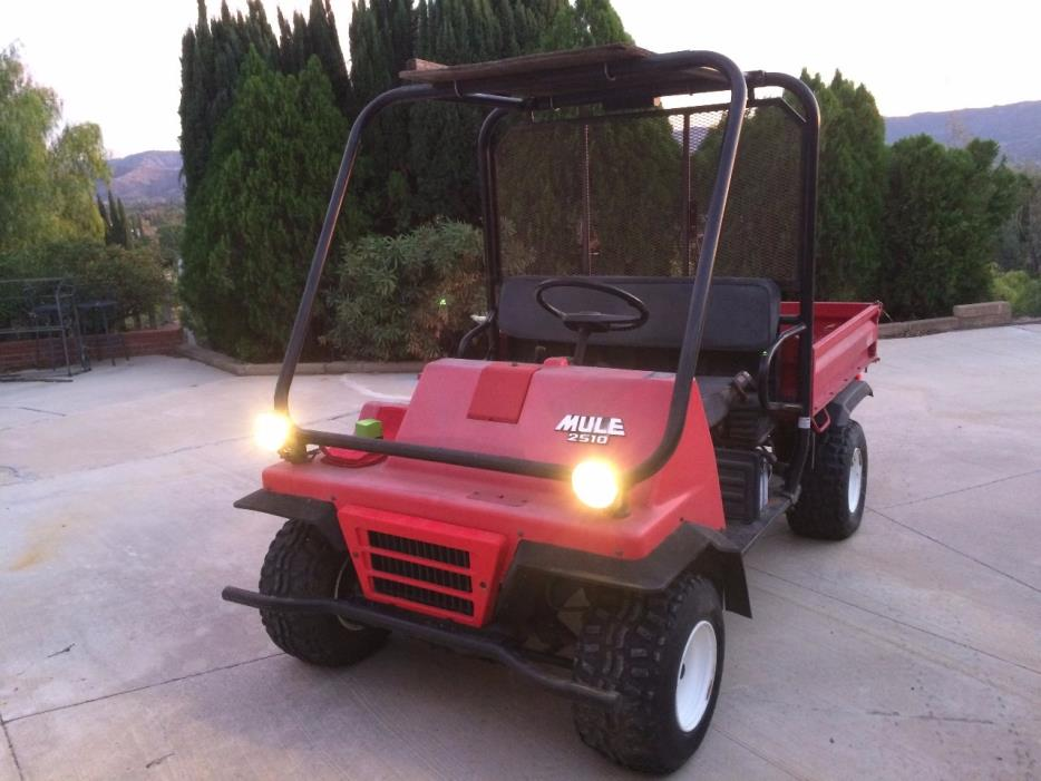 Kawasaki Mule For Sale By Owner