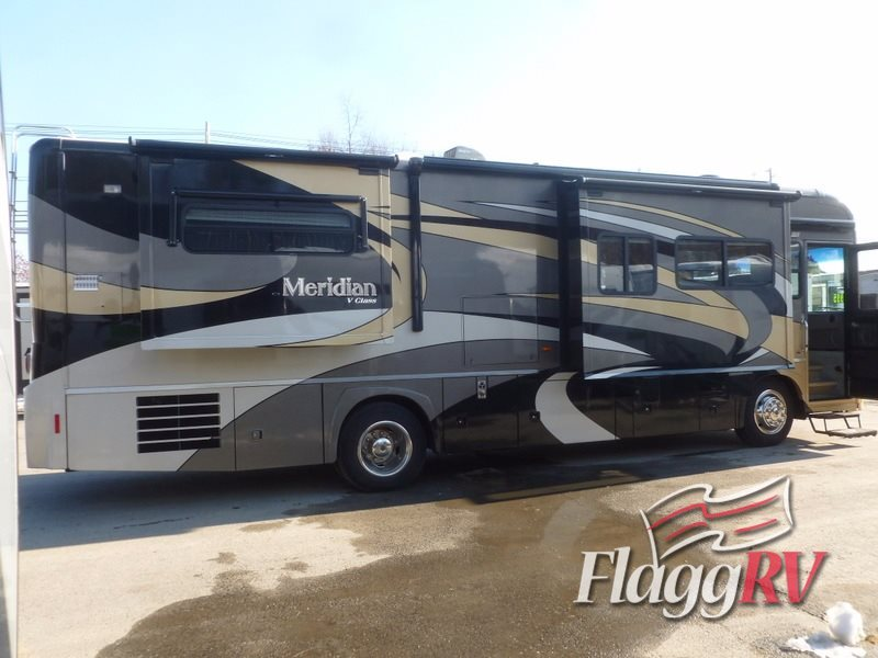 2010 Itasca Meridian V Class 34Y