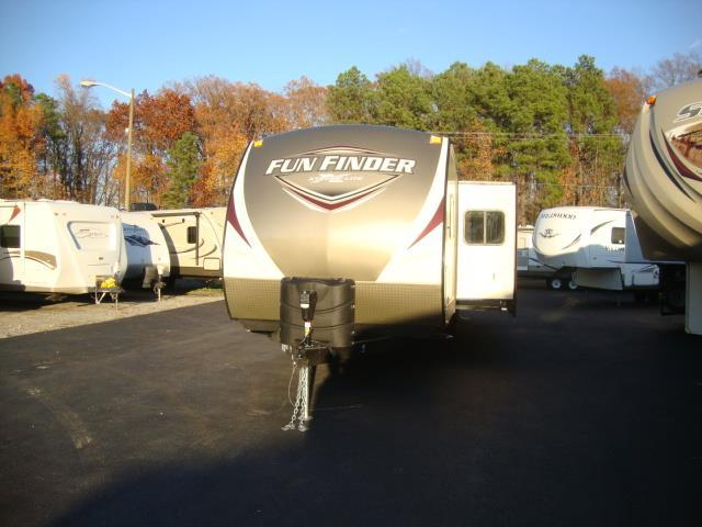 2017 Cruiser Rv Fun Finder Xtreme Lite 31 BH
