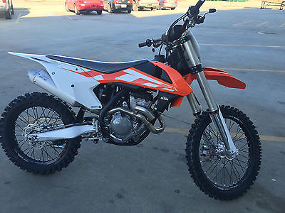 2016 KTM Other  BRAND NEW 2016 16 KTM 350 XCF XC-F 350XCF YEAR END CLOSEOUT BUY IT NOW $7799