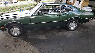 1973 Ford MAVERICK 1973 FORD MAVERICK 2 DOOR 60K MILES