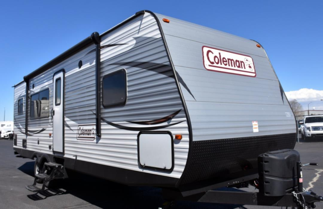 2016 Coleman COLEMAN CTS296RK