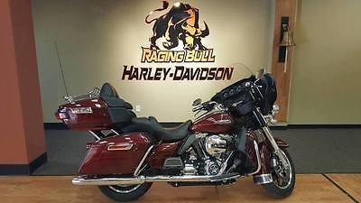 2015 Harley-Davidson Touring  2015 Harley Davidson Ultra Classic