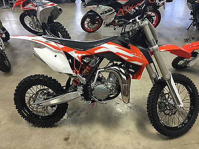 2016 KTM SX  BRAND NEW 2016 16 KTM 85 SX YEAR END CLOSEOUT WARRANTY BUY IT NOW $4999