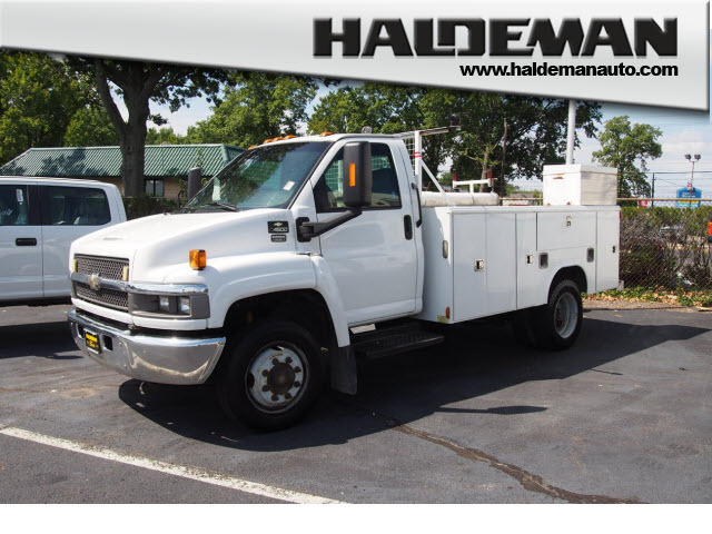 2008 Chevrolet C4500  Utility Truck - Service Truck