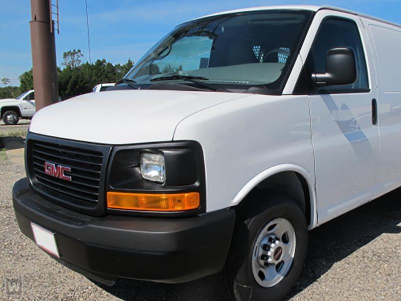 2017 Gmc Savana 2500 Passenger Van