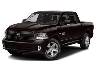 2017 Ram 1500 Big Horn  Pickup Truck