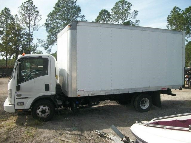 2011 Isuzu Npr Cargo Van