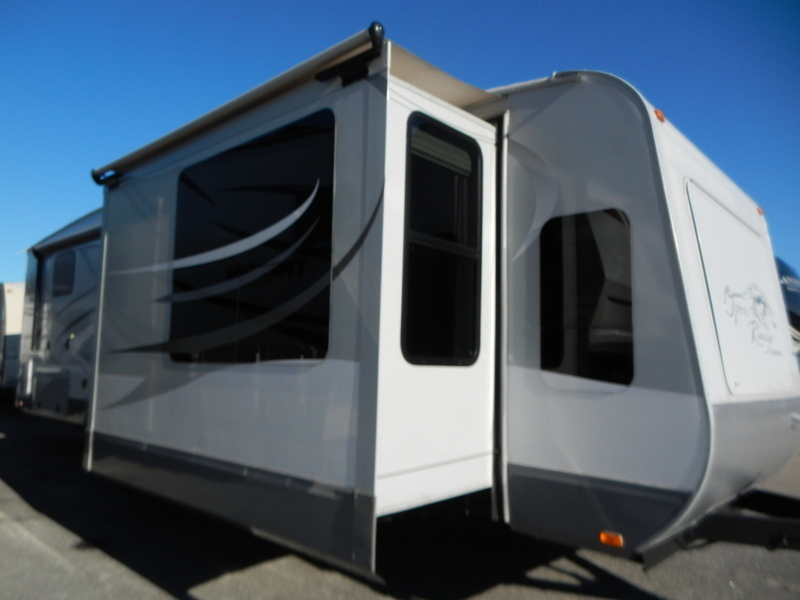 2013 Open Range Rv Journeyer JT340FLR