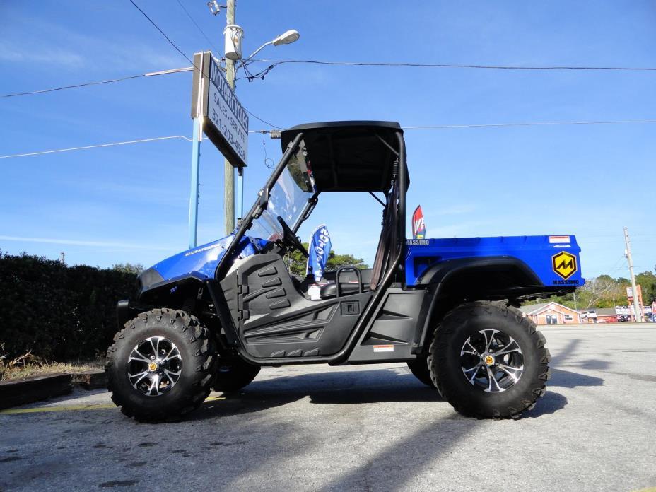 2014 Massimo Motor Alligator 700 4 X 4, Power Steering