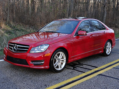 Mercedes benz c class cars for sale in akron ohio for Mercedes benz dealer akron ohio