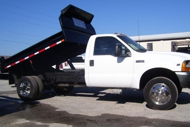 2000 Ford F450  Contractor Truck