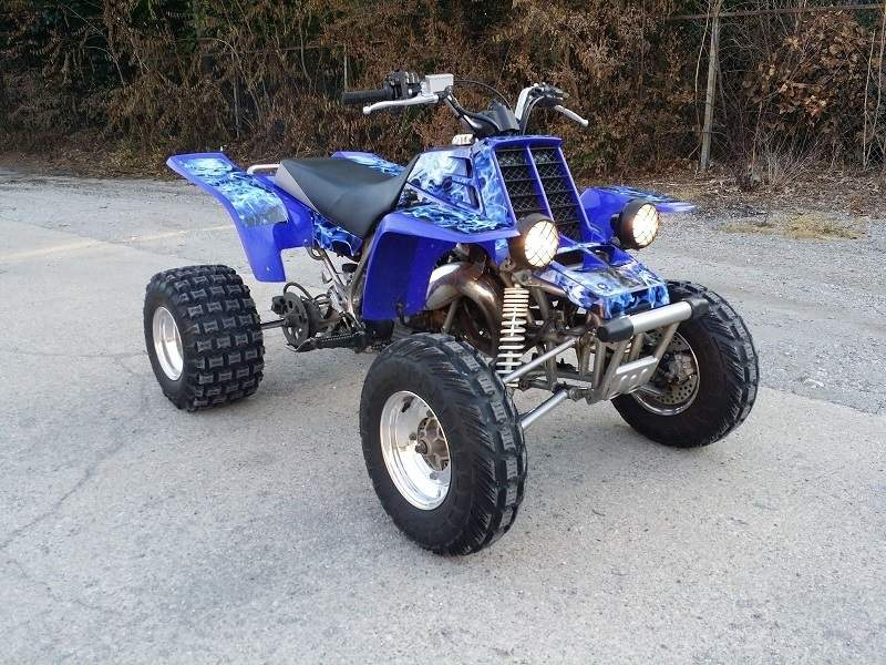 Yamaha banshee 350 motorcycles for sale in louisiana for Yamaha dealers in louisiana