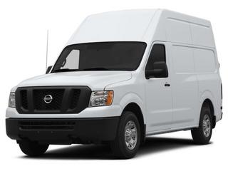 2014 Nissan Nv Cargo Nv3500 Hd Cargo Cargo Van