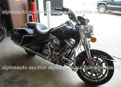 American Classic Motors Touring Road King 2014 Harley-Davidson Touring Road King Used