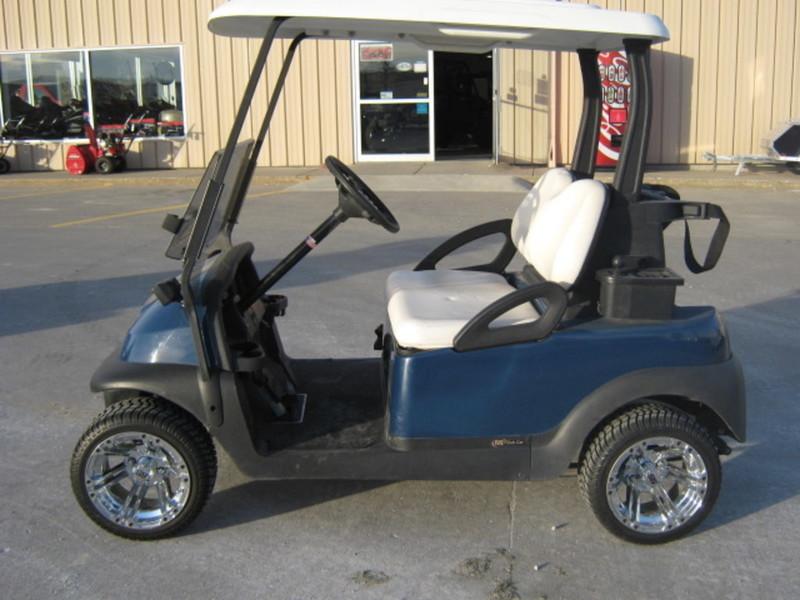 2010 Club Car Precedent