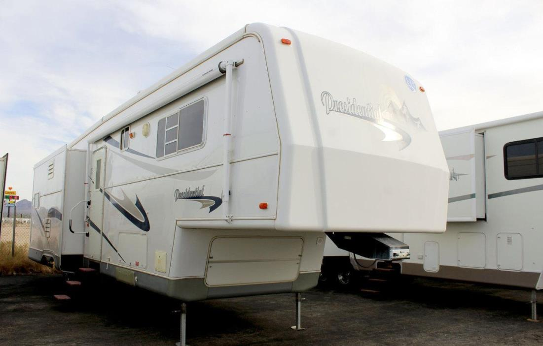 Holiday Rambler Presidential 5th Wheel RVs for sale