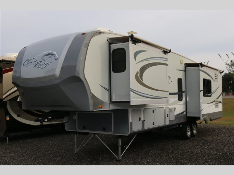 2012 Open Range Rv Open Range RV 359RKS