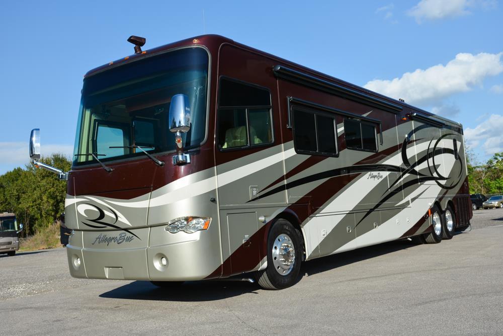 Tiffin Allegro Bus 43qgp Rvs For Sale