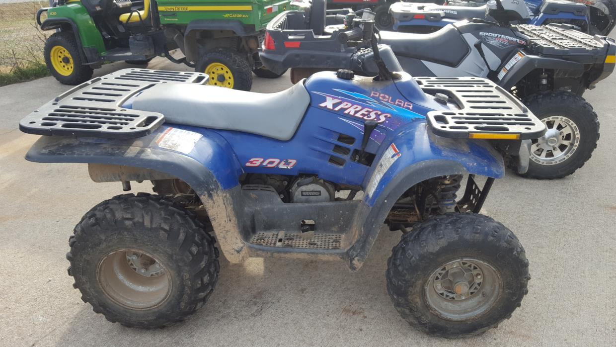 1998 Polaris XPRESS 300
