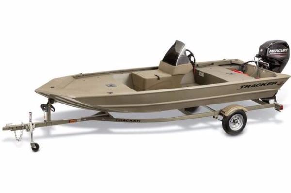 2017 TRACKER BOATS GRIZZLY 1648 SC