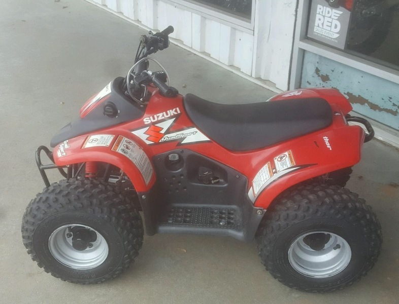 Suzuki Quad Sport 50 motorcycles for sale