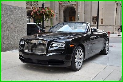 2016 Rolls-Royce Other Rolls Royce Dawn. 2016 Used Turbo 6.6L V12 48V Automatic RWD Premium